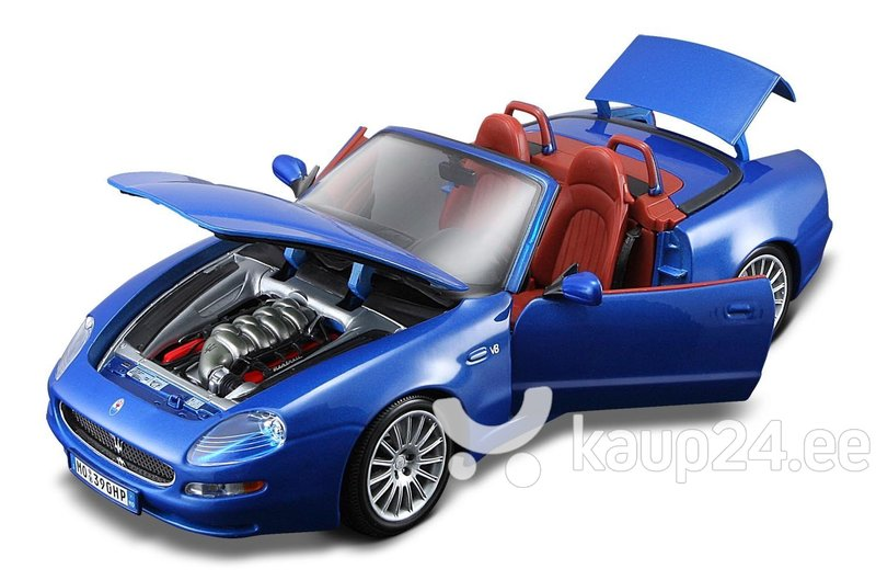 Автомобиль Maserati GT Spyder Bburago 1:18 цена