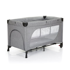 Maneež-reisivoodi ABC Design Moonlight, woven-grey
