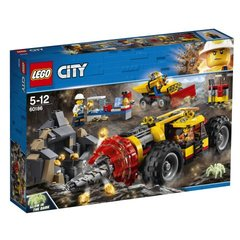 60186 LEGO® City Mining Heavy Driller