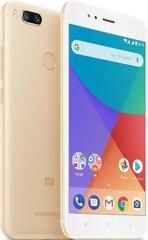 Mobiiltelefon Xiaomi Mi A1 32GB, kuldne