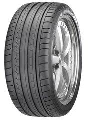 Dunlop SP SPORT MAXX GT 255/30R20 92 Y XL ROF MFS *