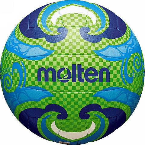 Мяч для пляжного волейбола Molten V5B1502 цена и информация | Võrkpall | kaup24.ee