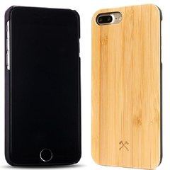 Kaitseümbris Woodcessories Bamboo eco121 sobib Apple iPhone 7plus, Apple iPhone 8plus