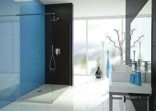 Walk-In dušikabiin Sanplast TX P/TX5b 70s, profiil manhattan, kaunistatud klaas cora hind ja info | Dušikabiinide uksed ja seinad | kaup24.ee