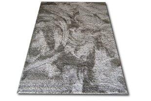 Plüüsist vaip Shaggy Grey 200x200 cm