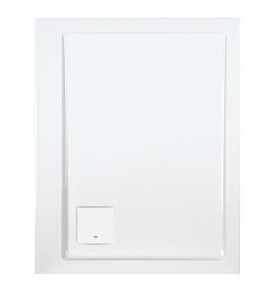 Dušialus Sanplast Space Line B/Space 70x90x3, libisemiskindla pinnaga, matt grafiit