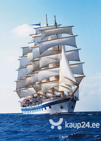 "Pusle Step Puzzle 360 Purjelaev Royal Clipper"" hind"