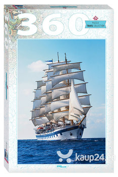 "Pusle Step Puzzle 360 Purjelaev Royal Clipper"" hind ja info 