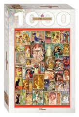 Pusle Step Puzzle 1000 Art Nouveau