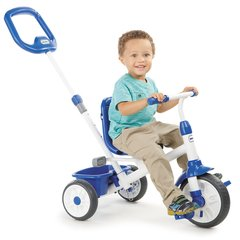 Kolmerattaline ratas My first trike 4 in 1 Little Tikes, sinine