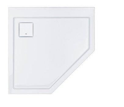 Dušialus Sanplast Space Line BPK/Space 100x100x3, manhatan