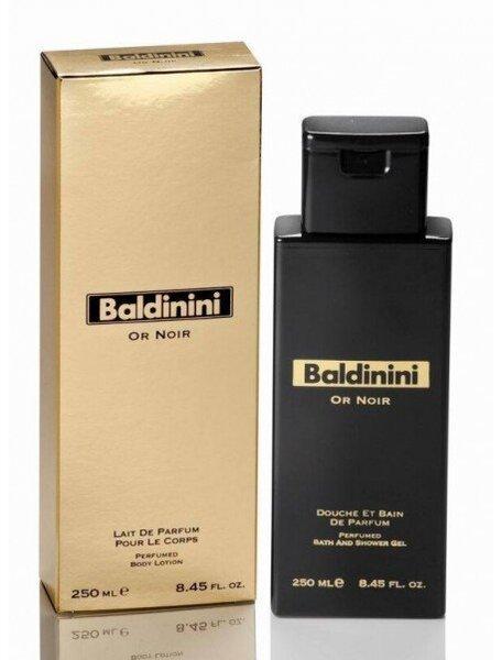 Ароматный лосьон для тела Baldinini Or Noir 250 мл цена