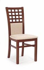 Комплект из 2 стульев Halmar Gerard 3, коричневый/кремовый