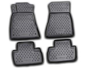 Kummimatid 3D LEXUS IS250 2005-2013, 4 pcs. /L41021 hind ja info | Porimatid | kaup24.ee