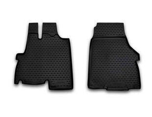 Kummimatid 3D FIAT Ducato 2012->, 2 pcs. /L18007 цена и информация | Kummimatid 3D FIAT Ducato 2012->, 2 pcs. /L18007 | kaup24.ee