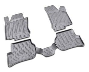 Kummimatid 3D VW Jetta 2005-2010, 4 pcs. /L65026G /gray hind ja info | Kummimatid 3D VW Jetta 2005-2010, 4 pcs. /L65026G /gray | kaup24.ee