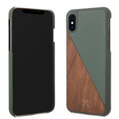 Kaitseümbris Woodcessories eco254 sobib Apple iPhone X hind ja info | Kaitseümbris Woodcessories eco254 sobib Apple iPhone X | kaup24.ee