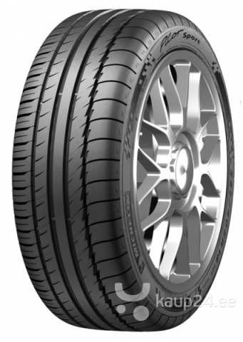 Michelin PILOT SPORT PS2 255/40R19 96 Y цена и информация | Rehvid | kaup24.ee
