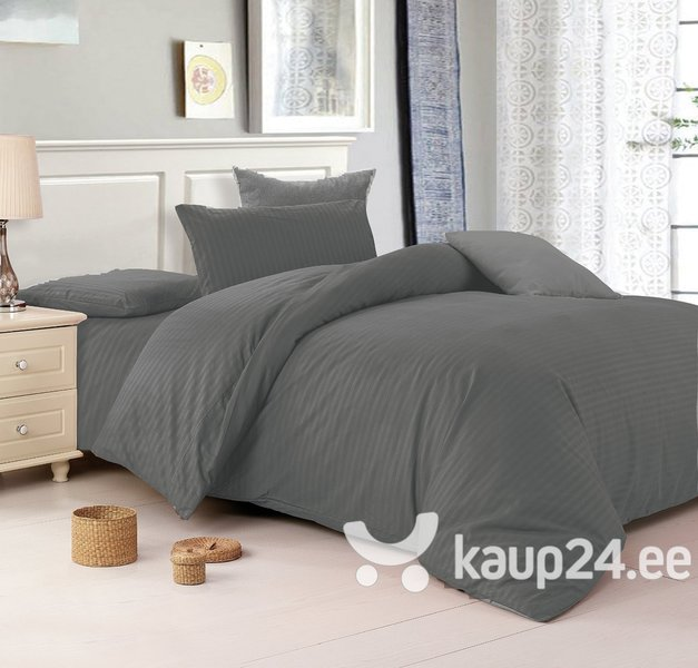 Voodipesukomplekt 3-osaline Prestige Collection Dimgray, 260x220 cm
