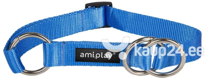 Poolpoov kaelarihm AmiplayBasic, L, sinine