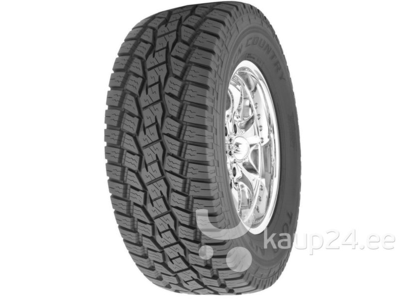Toyo OPEN COUNTRY A/T 245/65R17 111 H XL цена и информация | Rehvid | kaup24.ee