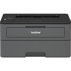 Brother HLL2375DW / must-valge