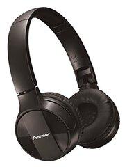 Bluetooth наушники Pioneer SE- MJ553 BT-K, Bluetooth 3.0, черный