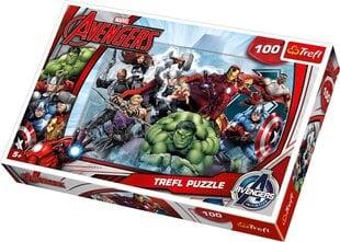 Pusle Trefl Avengers, 100 detaili