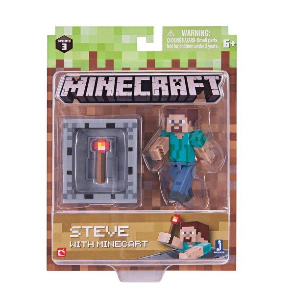 Фигурка, Minecraft дешевле