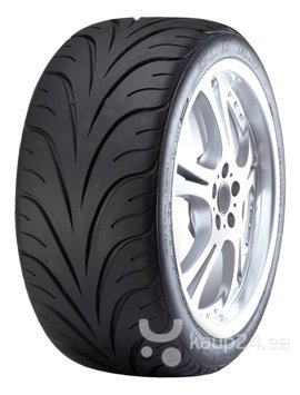 Federal 595RS-R 215/40R17 83 W SEMI-SLICK цена и информация | Rehvid | kaup24.ee