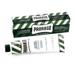 Крем для бритья Proraso Green 150 мл