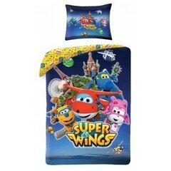 Laste voodipesukomplekt Super Wings, 2-osaline