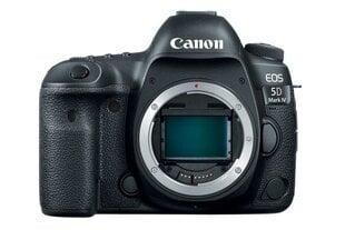 Peegelkaamera CANON EOS 5D Mark IV Body hind ja info | Peegelkaamera CANON EOS 5D Mark IV Body | kaup24.ee