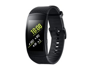 Nutivõru Samsung Gear Fit2 Pro, S, Must цена и информация | Смарт-часы (Smart Watch) | kaup24.ee