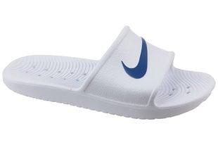 Naiste plätud Nike Kawa Shower 832655-100, valge