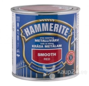 Metallikaitsevärv Smooth Finish Hammerit