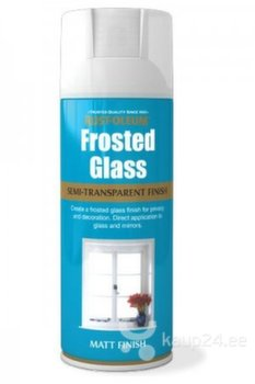 Aerosoolvärv Frosted Glass matt 400 ml