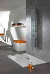 Dušipaneel Sanplast PP/Space-150, helehall