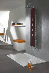 Dušipaneel Sanplast PPo/Space-150, valge