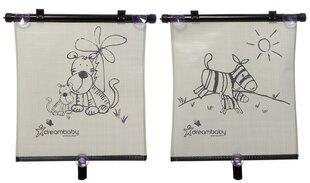 Kaks iminappadega rulood autoaknale Dreambaby®, 2 tk