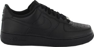 Naiste spordijalatsid Nike Air Force 1 314192-009, must