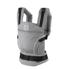 Kandekott Manduca Bellybutton Sling, WildCrosses Grey