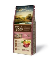Kuivtoit koertele Sam's Field Light & Senior Lamb & Rice, 2,5 kg