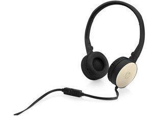 Kõrvaklapid HP 2800 2AP94AA#ABB, Must/Kuldne
