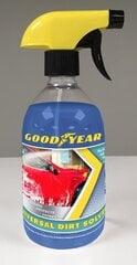 Univsersaalne puhastusvahend Goodyear 500ml hind ja info | Autokeemia | kaup24.ee