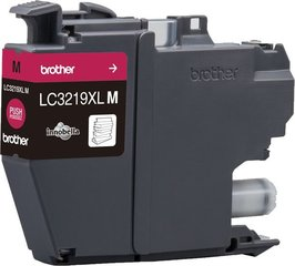 BROTHER LC-3219XLM Ink Magenta (1500 pages) hind ja info | BROTHER LC-3219XLM Ink Magenta (1500 pages) | kaup24.ee