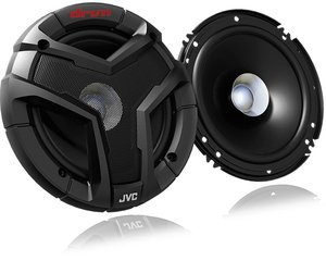 """2-realised koaksiaal kõlarid JVC, CS-V618, 16 cm /6.5"""""""