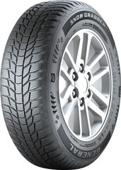 General SNOW GRABBER PLUS 255/50R19 107 V XL FR