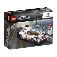 75887 Конструктор LEGO® Speed Champions Porsche 919 Hybrid