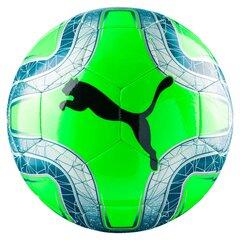 Футбольный мяч Puma Green Gecko-Deep Lagoon FINAL 6 MS, 5 размер